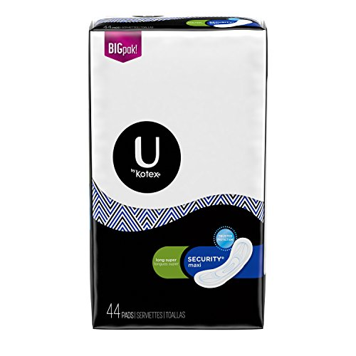 $1 Off U by Kotex Security Pads
