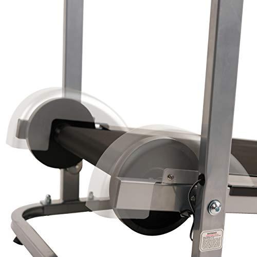 Sunny Health & Fitness SF-T1407M Manual Walking Treadmill, Gray by Sunny Health & Fitness (Image #11)