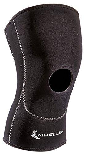 - Mueller Sports Medicine Open Patella Knee Sleeve, Medium, 0.34 Pound