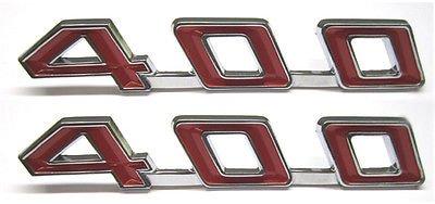 400 emblems - 3