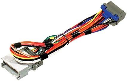 [SCHEMATICS_4ER]  Amazon.com: Scosche Radio Wiring Harness for 2000-Up GM Radio T-Harness (2  Ft Extension): Car Electronics | Scosche Wiring Harness Gm 2000 |  | Amazon.com