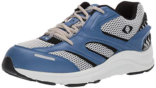 Apex Men's Stealth Runner Sneaker, Blue, 11.5 W US