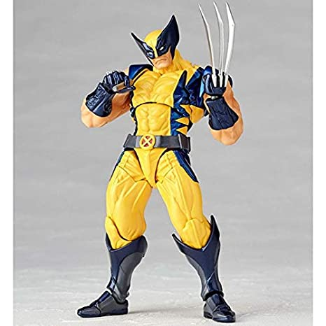 Wolverine Lobezno - Figura Articulada 16 cm Nueva en Caja ...