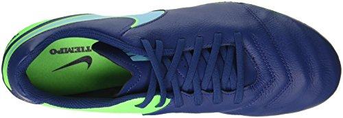 Blue Multicolore Blue polarized Uomo Calcio Sg Da Scarpe Tiempo Leather Green Nike Ii Genio coastal rage PUqUfT