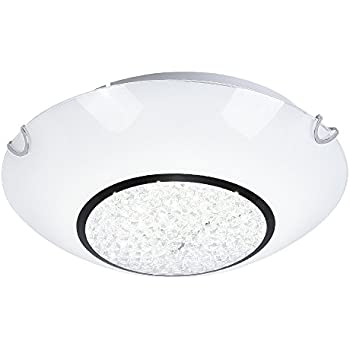 Audian Flush Mount Ceiling Light Ceiling Lamp Dimmable Led Modern