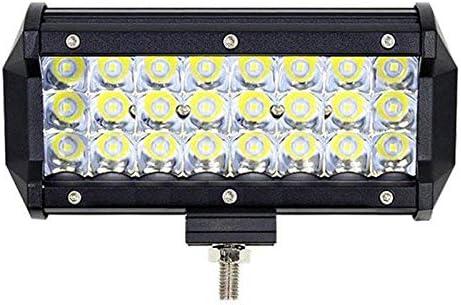 120W ALPHA DIMA 3X 120W 36W 72W 180W Faro da Lavoro 6000K LED Luci Impermeabile IP67 Off Road Luci di Lavoro Barra per Fuoristrada Camion Auto