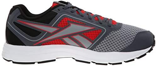 Zona Reebok Cushrun Mt zapatillas de running Flat Grey / Red Rush / Black / Graphite / White