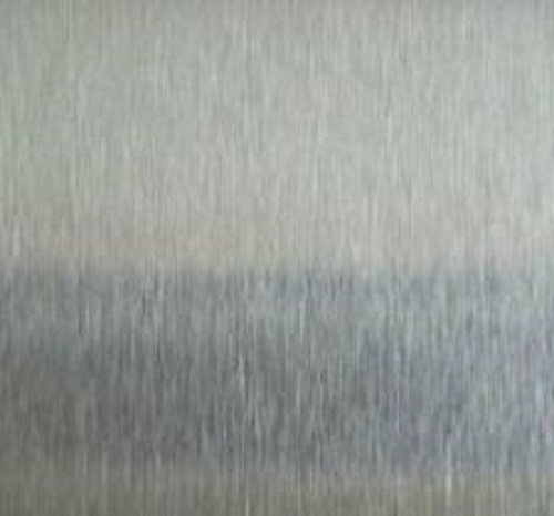 24g Brushed #3 Stainless Steel Sheet - .024