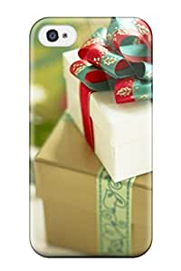 High Quality Christmas Gifts Case For Iphone 4/4s / Perfect Case