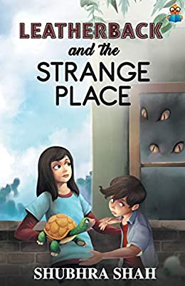 Book cover of Leatherback and the Strange Place