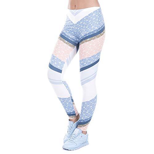 Pantaloni A Fit Legging Lga43475 Yoga Vita Elastic Alta Ragazzi Leggings Classiche Donna Silm Da Stampati Freeride Points Deer Legins zgwraz