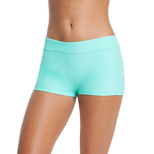 Go Gosisp Solids Shorts Mermaid Blue - Large
