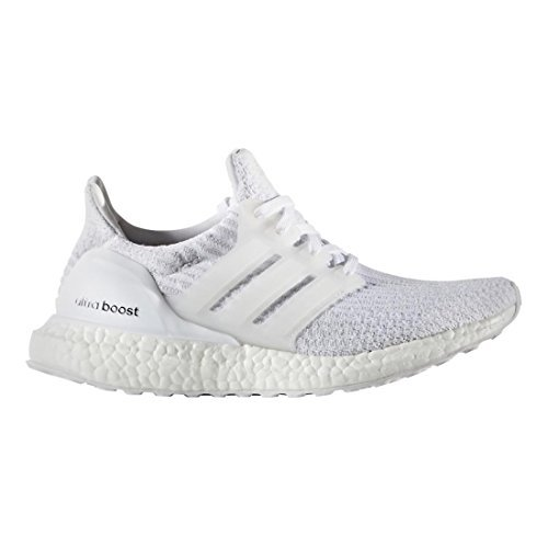 Price comparison product image adidas Kidas Ultra Boost J, Triple White, 6.5Y