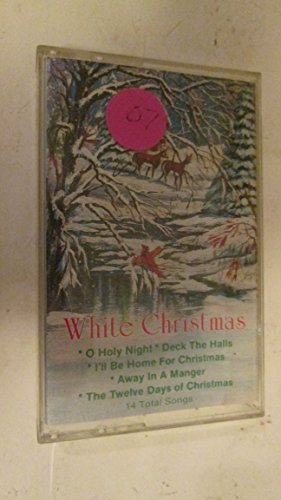 White Christmas - 14 Traditional & Contemporary Songs (Audio Cassette) - Songs Sb
