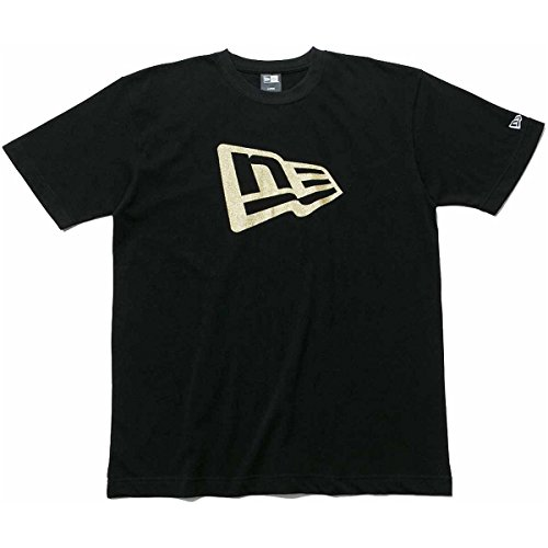 (ニューエラ) NEW ERA Tシャツ フラッグ ロゴ ネイビー