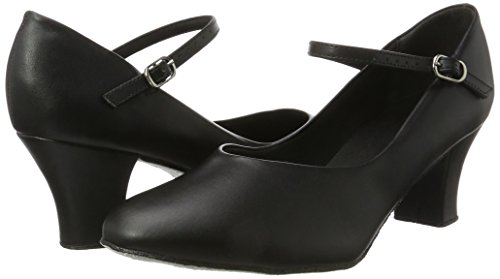 black Women Shoes Black Ch792 Dance So Ballroom Danca Hcpvwwq1