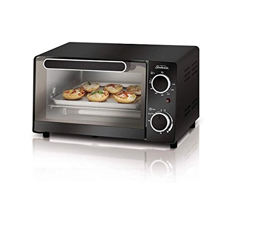 sunbeam 4 slice toaster oven - 5