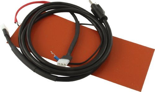 Peterson Fluid Systems 08-0302 Wrap Around Oil Tank Heater