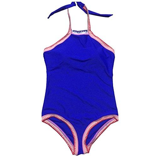 Transer Damen Bikini-Set Blau AmuGoNe0