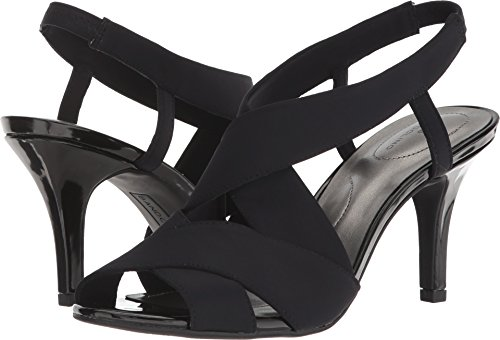 Bandolino Women's Molvena Black/Black 5.5 M US
