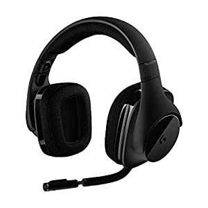 Flashandfocus.com 41-UtVpv4iL._SS300_ Logitech G533 Wireless Gaming Headset – DTS 7.1 Surround Sound – Pro-G Audio Drivers