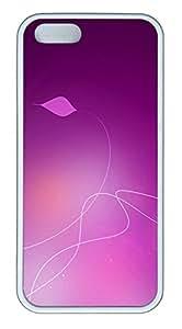iPhone 5 5S Case original TPU Custom iPhone 5 5S Case Cover White
