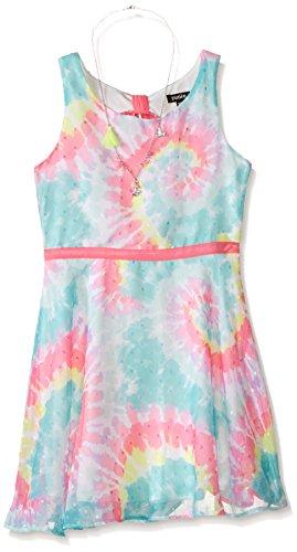 Tie Dye Formal Dresses - 6