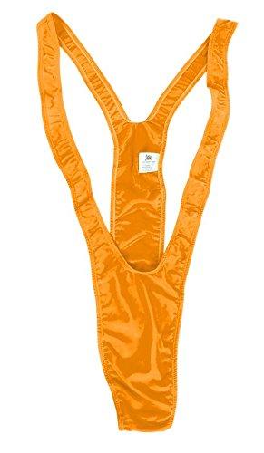 mankini thong swimsuit costume  orange  one size mankini   buy mankini products online in uae   dubai abu dhabi      rh   desertcart ae