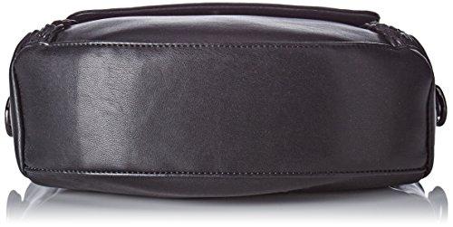 Le Temps des Cerises Phoebe 4 - billetera Mujer Negro (Noir)