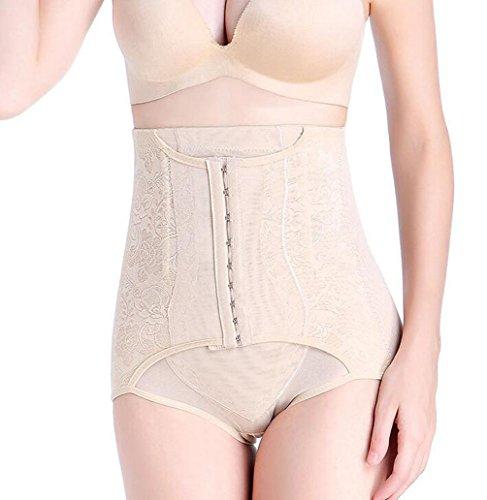 Waist Trimmer Belt (Nude) M - 2