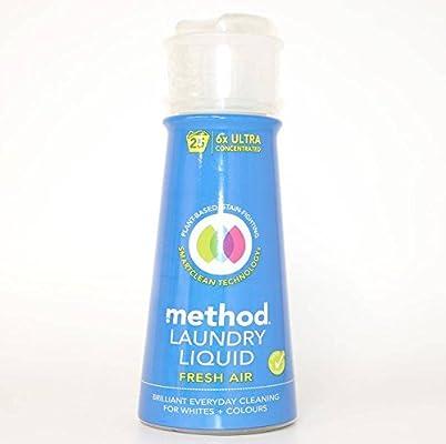 METHOD - Detergente ecológico para lavadora con extractos ...