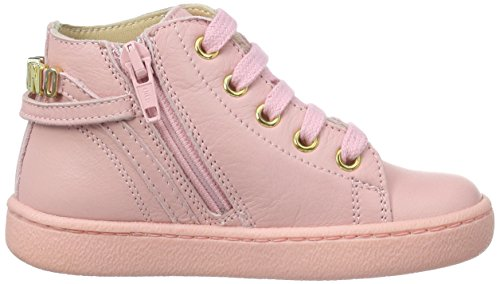 Pink Rosa Basses Fille 9101 Rose 25914 Baskets MOSCHINO xvpZAOZ