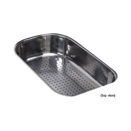 (Franke OA-60S Oceania Over-the-Sink Stainless Steel Colander)