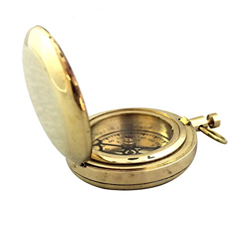 Nautical Collectible Retro Style Compass...