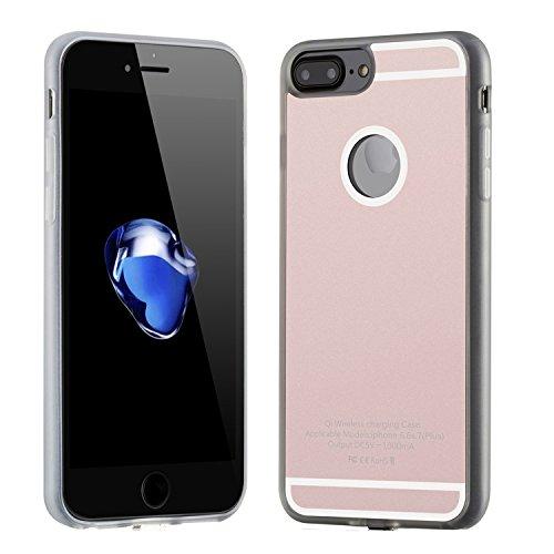 Gorilla Gadgets Qi Wireless Receiver Case for iPhone 7 Plus/6 Plus/6S Plus (5.5