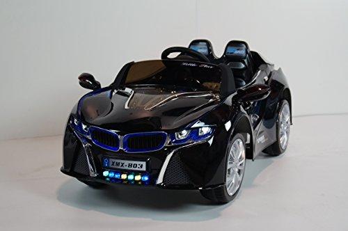 New Ugrated Model Bmw I8 Sport Edition Vision Style 12v Kids Ride On
