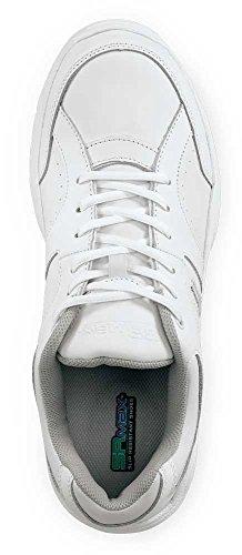 Men's White Seattle Resistant MAX Slip White Sneaker SR T4vnZxtx