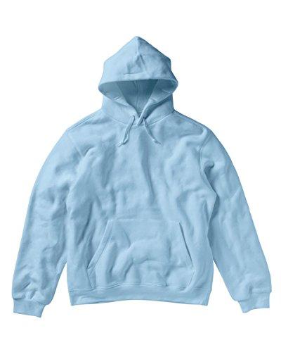 Sg - Sudadera con capucha - para mujer azul celeste
