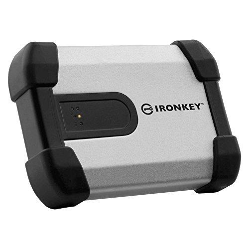 DataLocker IronKey Enterprise H350 500GB USB 3.0 Encrypted External Hard Drive -