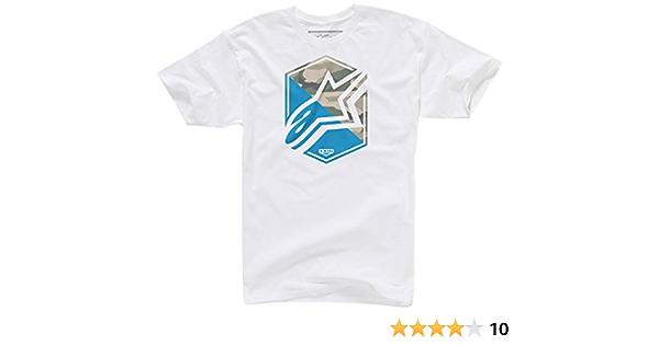 Alpinestars Disruption Camiseta Manga Corta para Hombre