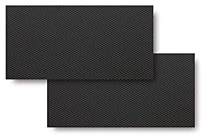 8070184 Wilderness Systems Silent Traction Pad Kit - Generic DIY Kit, Black by Confluence Accessories