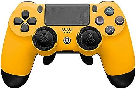 Amarillo de PS4 Controller SCUF infinito: Amazon.es: Electrónica