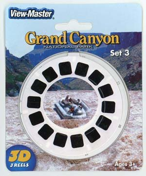 View Master: Grand Canyon National Park - Set 3