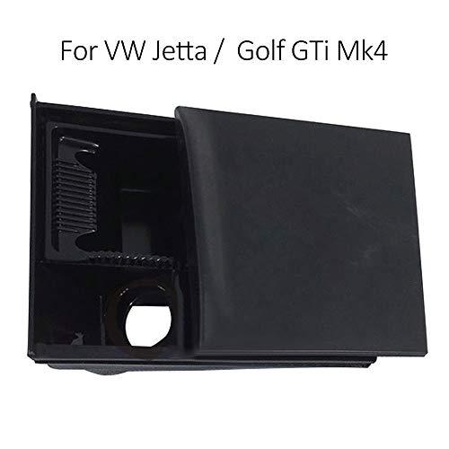 FidgetKute Front Ashtray Assembly & Black Insert for VW Jetta Golf GTI Mk4 1J0857961G PGS