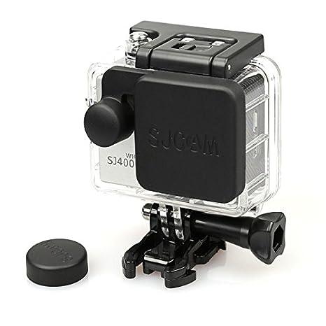 SJ4000 lente Cap carcasa Housing Case para WiFi SJ4000 Sport ...