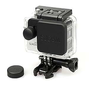 Amazon.com: SJ4000 Tapa de Lente Vivienda Carcasa para WiFi ...