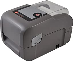 Datamax EB2-00-0J005B00 E-4204B Mark III Desktop Printer, DT, SER/USB, 203 DPI, 5 IPS, 64 MB Flash, 16 MB DRAM, Tear Edge, Standard Font, Auto Emulation, External Auto-Ranging Power Supply