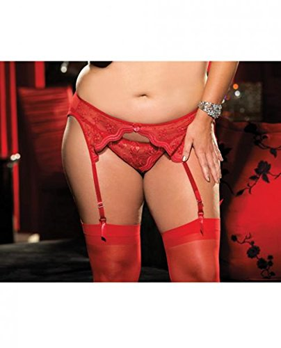 (G-Bel Embroidery(1X-2X;Red))
