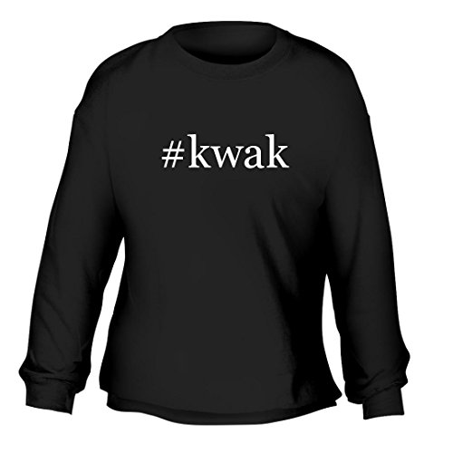 kwak-mens-hashtag-crewneck-adult-fleece-sweatshirt-black-medium