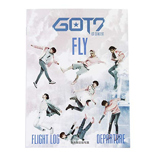 Fanstown GOT7 Photo Album with GOT7 lomo Cards (B)